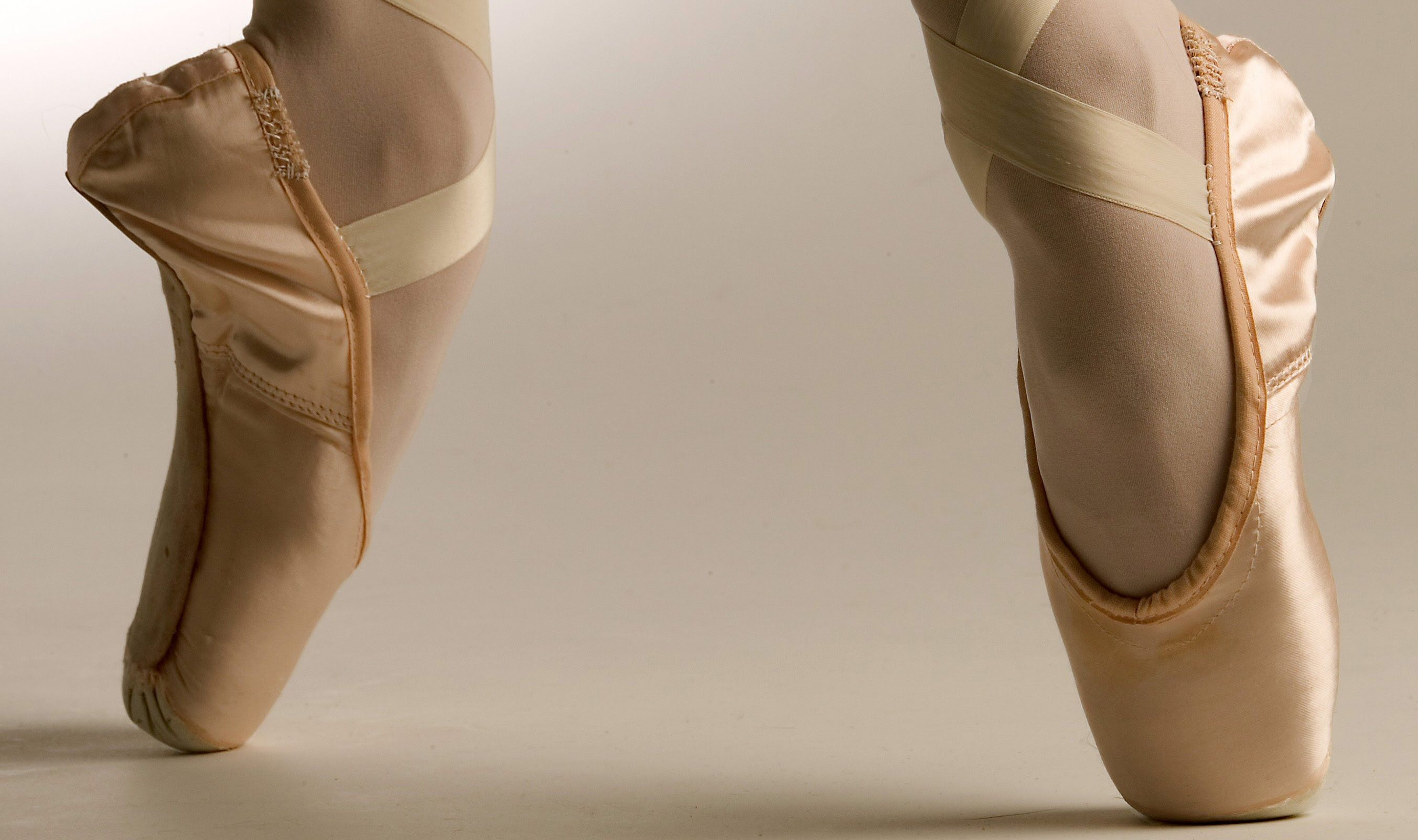 How Ballet Pointe Shoes are Made Fascinating...One more