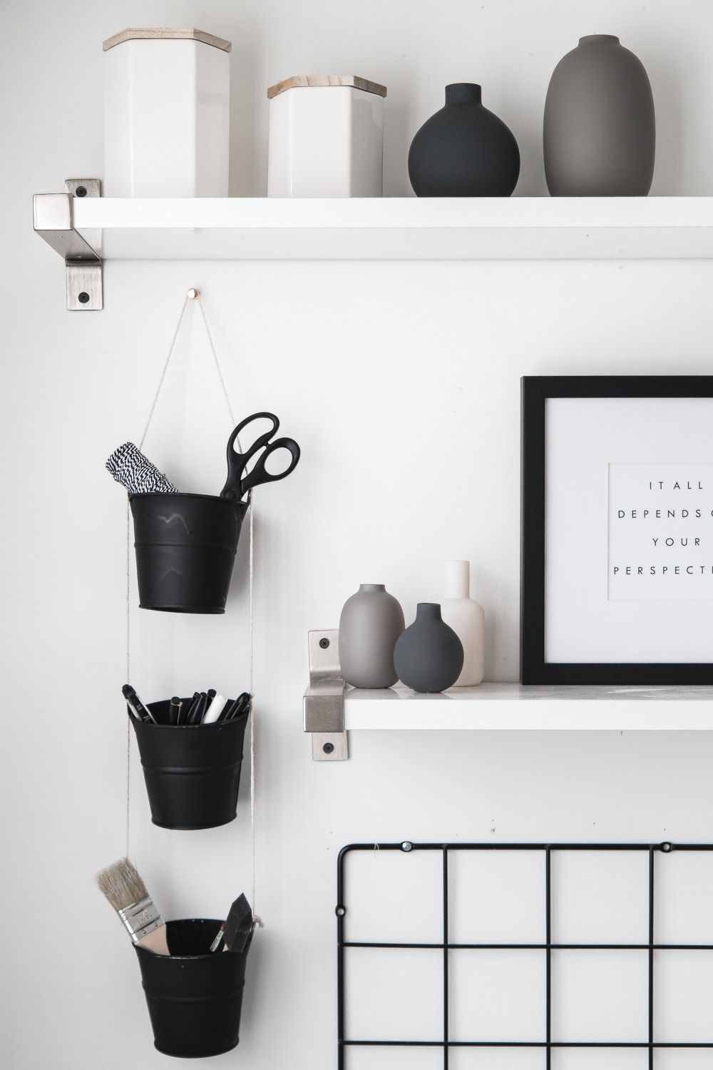 Photo of Hanging storage DIYs that you can make now – house styling
