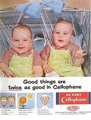 BetweenMirrors com | Alt Art Gallery: Insane Vintage Ads Vol
