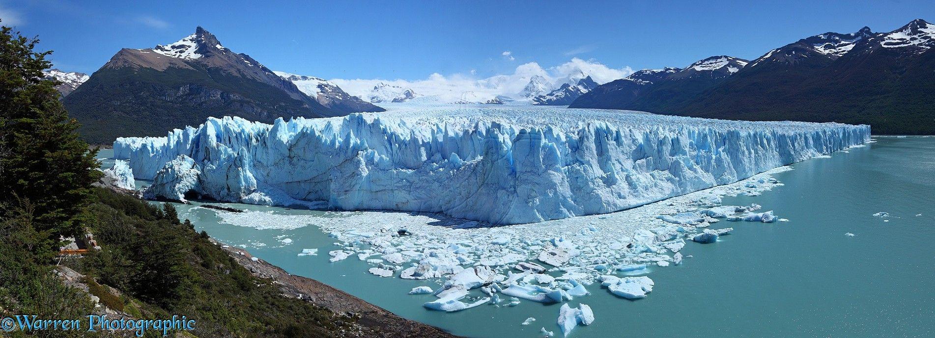 Perito Moreno Glacier. Argentina.