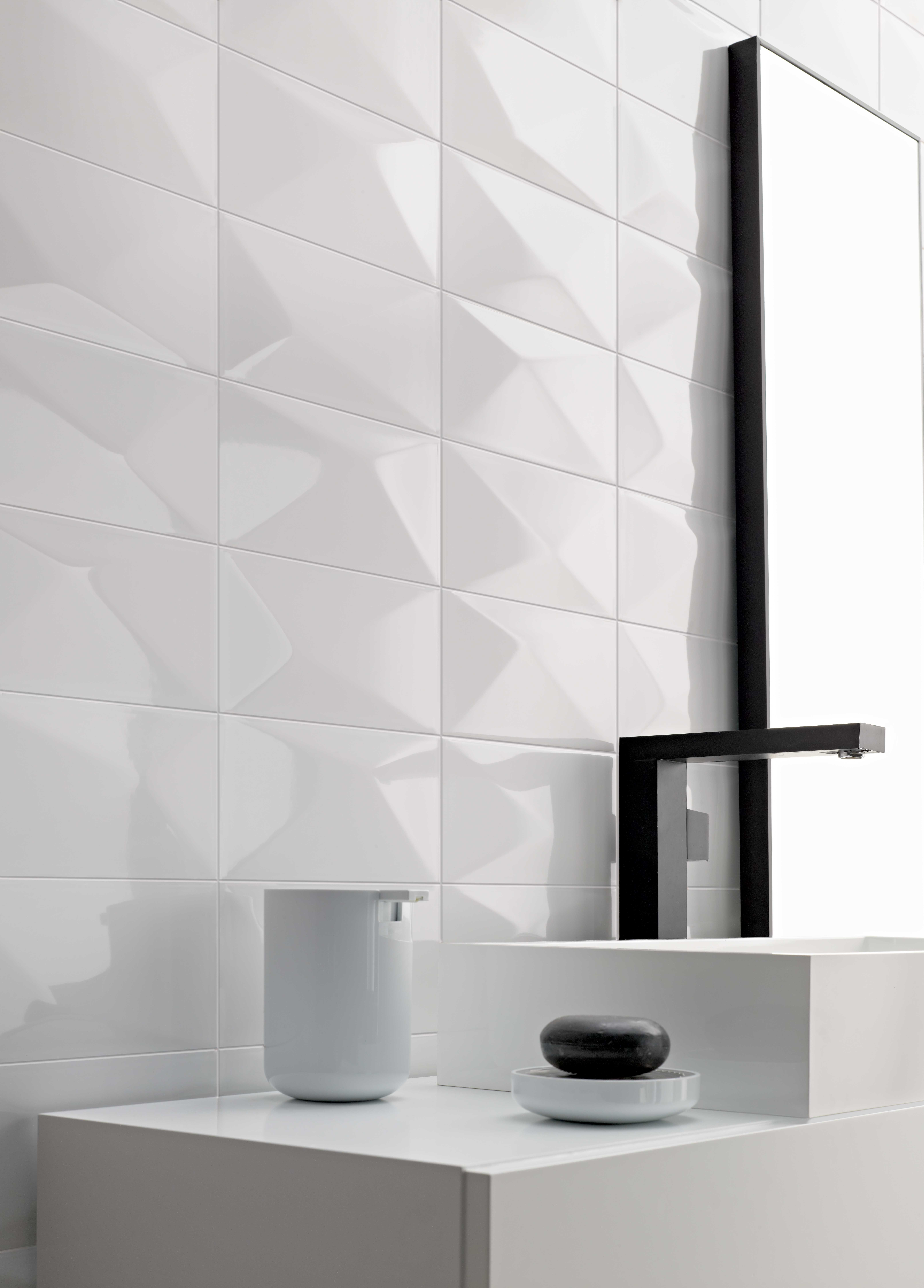 Ceramic 3D Wall Cladding WONDER - Gres Panaria Portugal S.A. ...