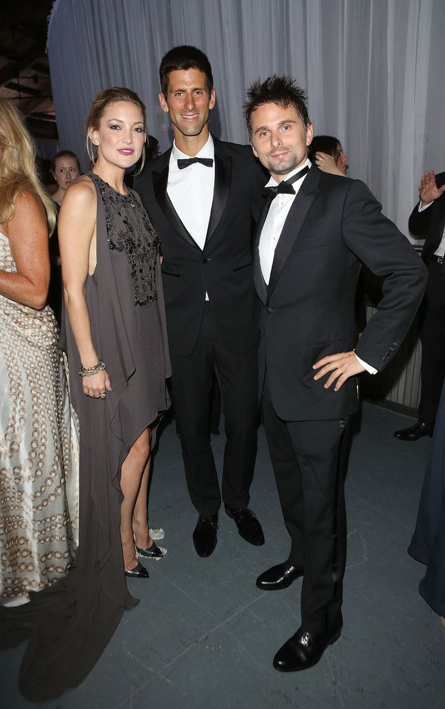 Muse matthew bellamy kate hudson08 july 2013 novak djokovic muse matthew bellamy kate hudson08 july 2013 novak djokovic foundation dinner london voltagebd Image collections