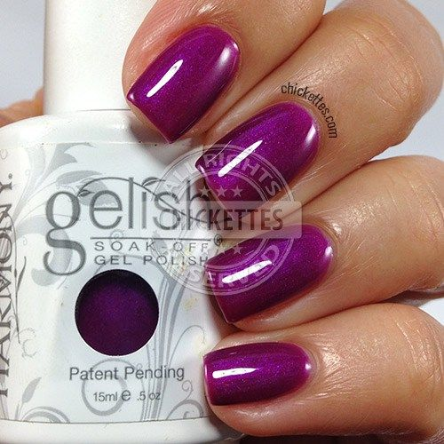 Get The Dish On Gelish A Step By Step Guide To Applying Gel Polish Opi Gel Nails Gel Nail Colors Gel Nails