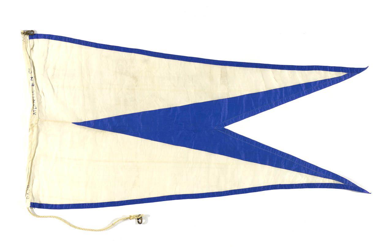 Bsreport Atlantic Steam Navigation Co Ltd National Maritime Museum Museum Logo Maritime Museum House Flags