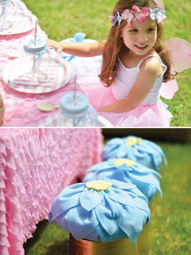 Festa infantil com tema Jardim Encantado: dicas +68 ideias