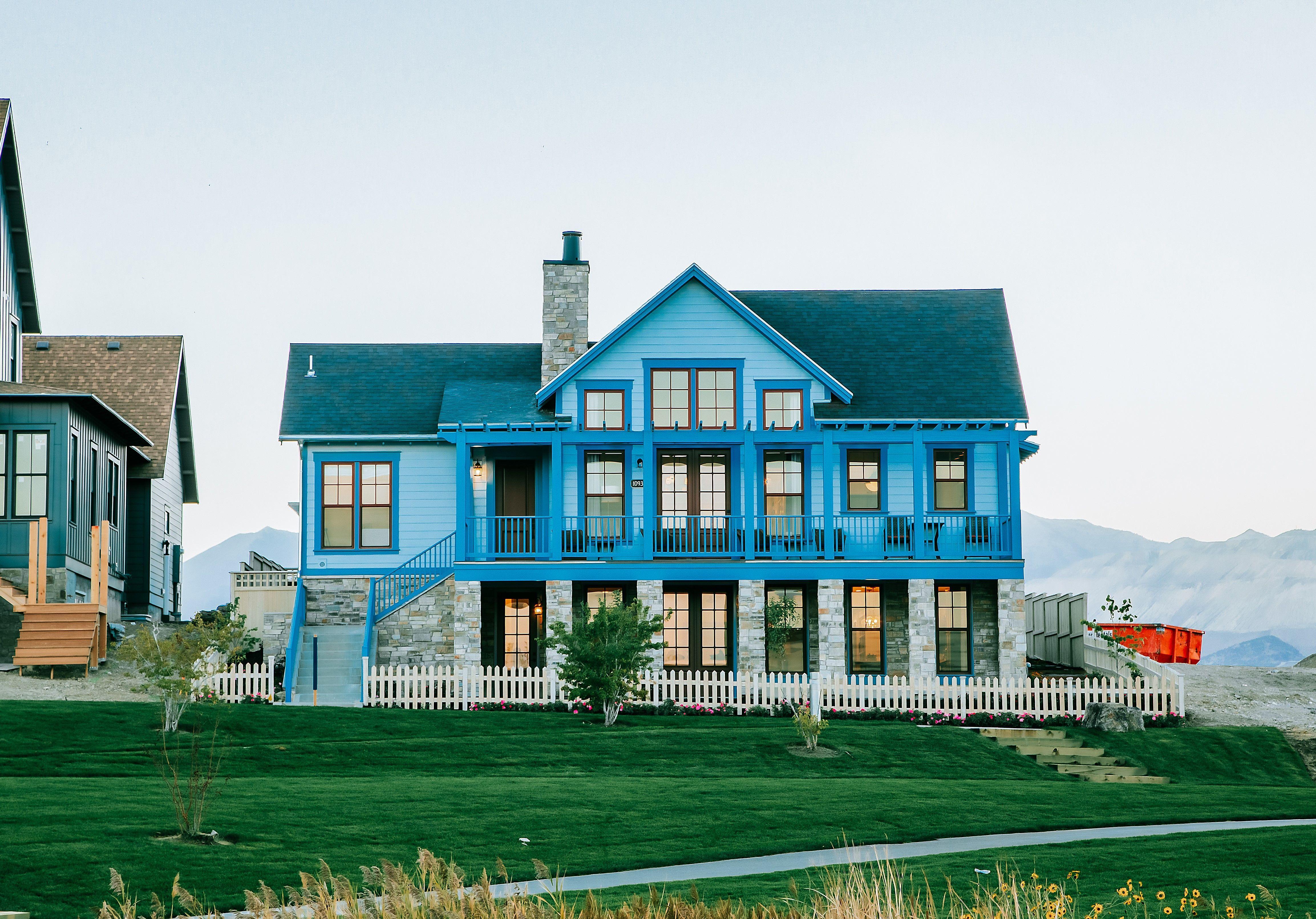 Our New Lake House Model Is Gorgeous Holmes Homes Utah Homebuilder Utah Custom Homes Design I Custom Home Designs Custom Homes Design Your Dream House