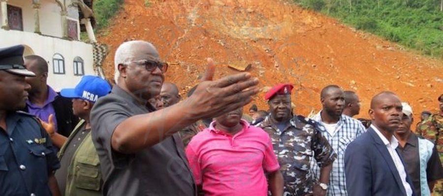 More than 300 DEAD, 600 missing in Sierra Leone mudslides