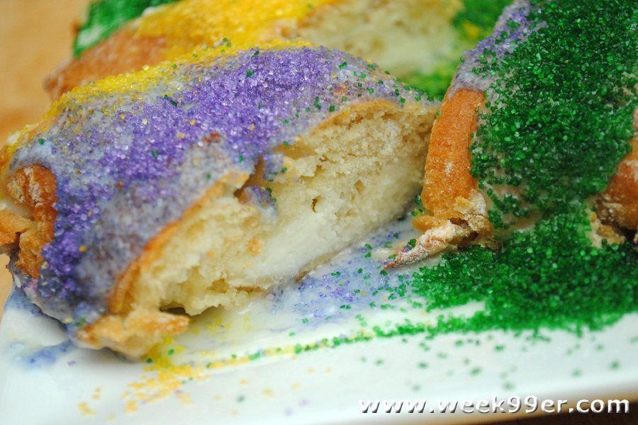 Gluten free king cake recipe mardigras recipe in 2020