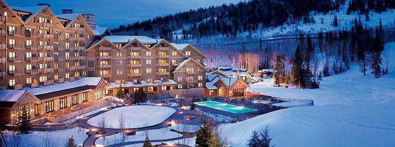 Luxury Park City Hotels Montage Deer Valley Park City Utah Ski