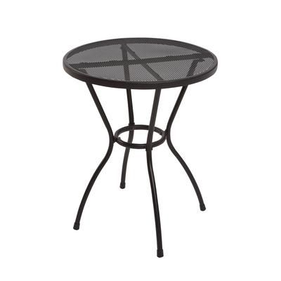 Yotrio Burlingame Outdoor Bistro Table From Home Depot Bistro