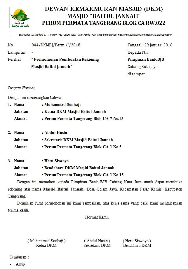 Contoh Surat Permohonan Pembukaan Rekening Bank Bri Seputar Bank Di 2021 Pimpinan Rekening Bank Diagram