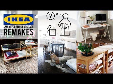 49 37 Ikea Furniture Upgrade Remake Youtube Ikea Ikea