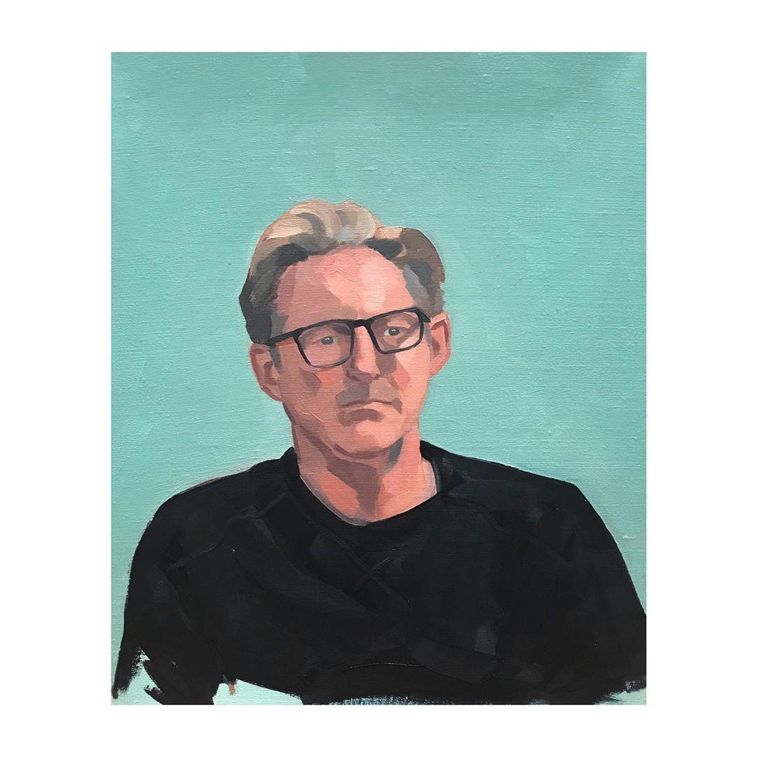 Pin By Joshua Foo On Oil Paint Portrait Art Face Art Portrait Artist