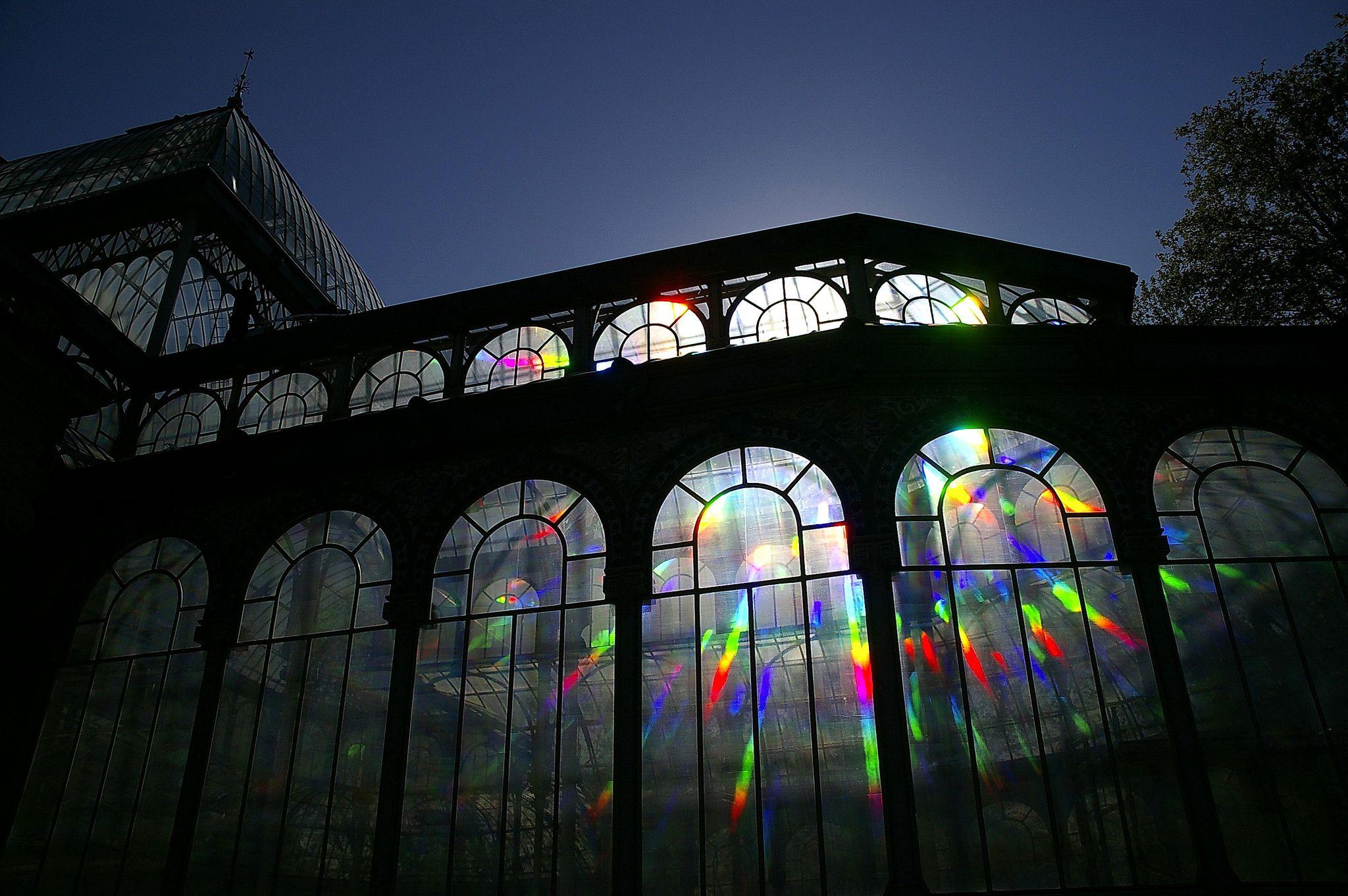 Relación entre el vidrio y la luz . . . | Pinterest | Palacio de ...