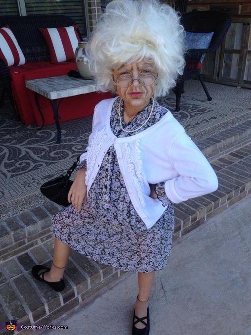 Bad Grandma - Halloween Costume Contest at Costume-Works