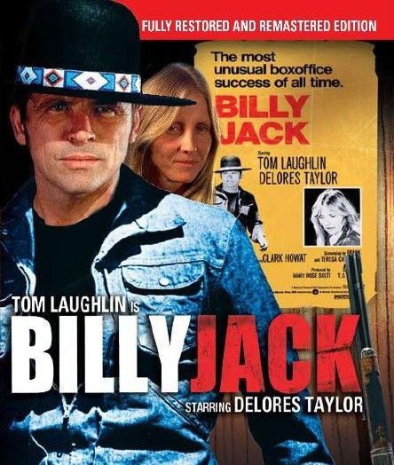 Billy Jack - 1971 . . . one tin soldier rides away.