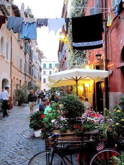 Trastevere,Roma,  Italy
