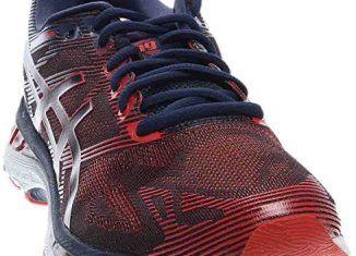 scegli il meglio il prezzo rimane stabile gamma esclusiva ASICS Men's Gel-Nimbus 19 Running-Shoes, Peacoat/Red Clay ...
