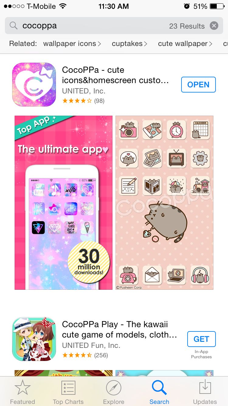 How to get cute icon designs on your iphone tutorial w
