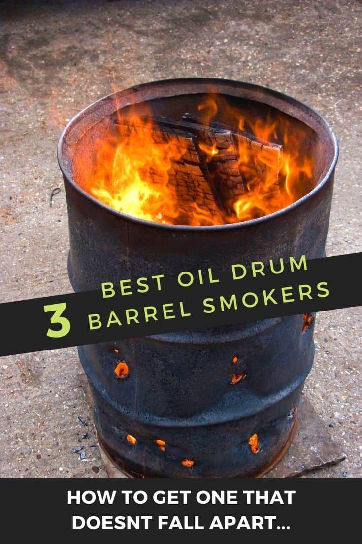 Best oil drum barrel smokers in 2020 oil drum bbq