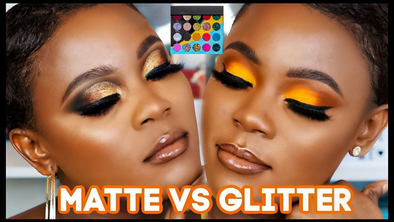 NEW JUVIAS PLACE WAHALA PALETTE MAKEUP TUTORIAL 2 IN 1