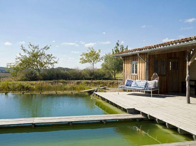 Piscines naturelles 12 bonnes raisons de plonger - Autoconstruction piscine naturelle ...