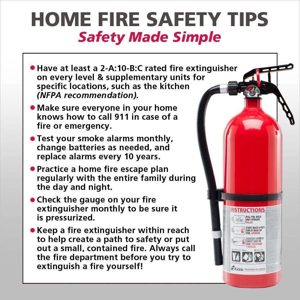 Homes are at a higher risk zone when comes to catching of for Home safety facts