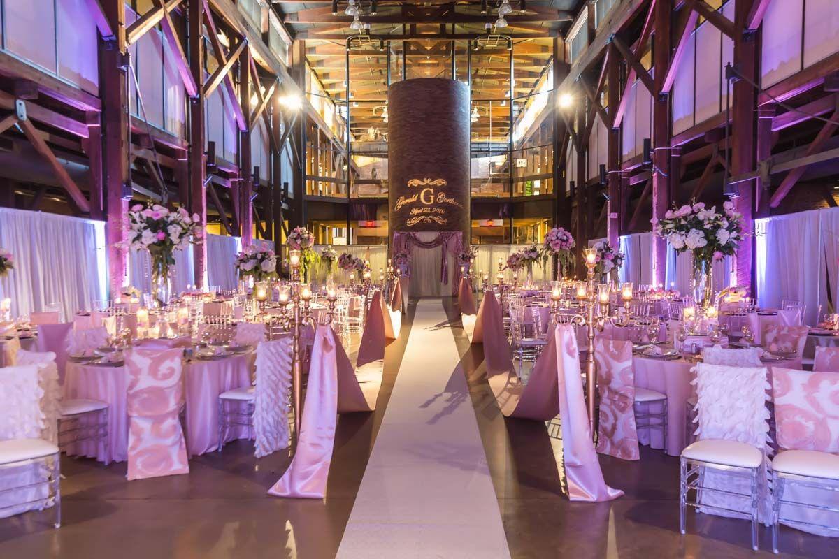 Blush Spring Wedding at Columbus Convention & Trade Center