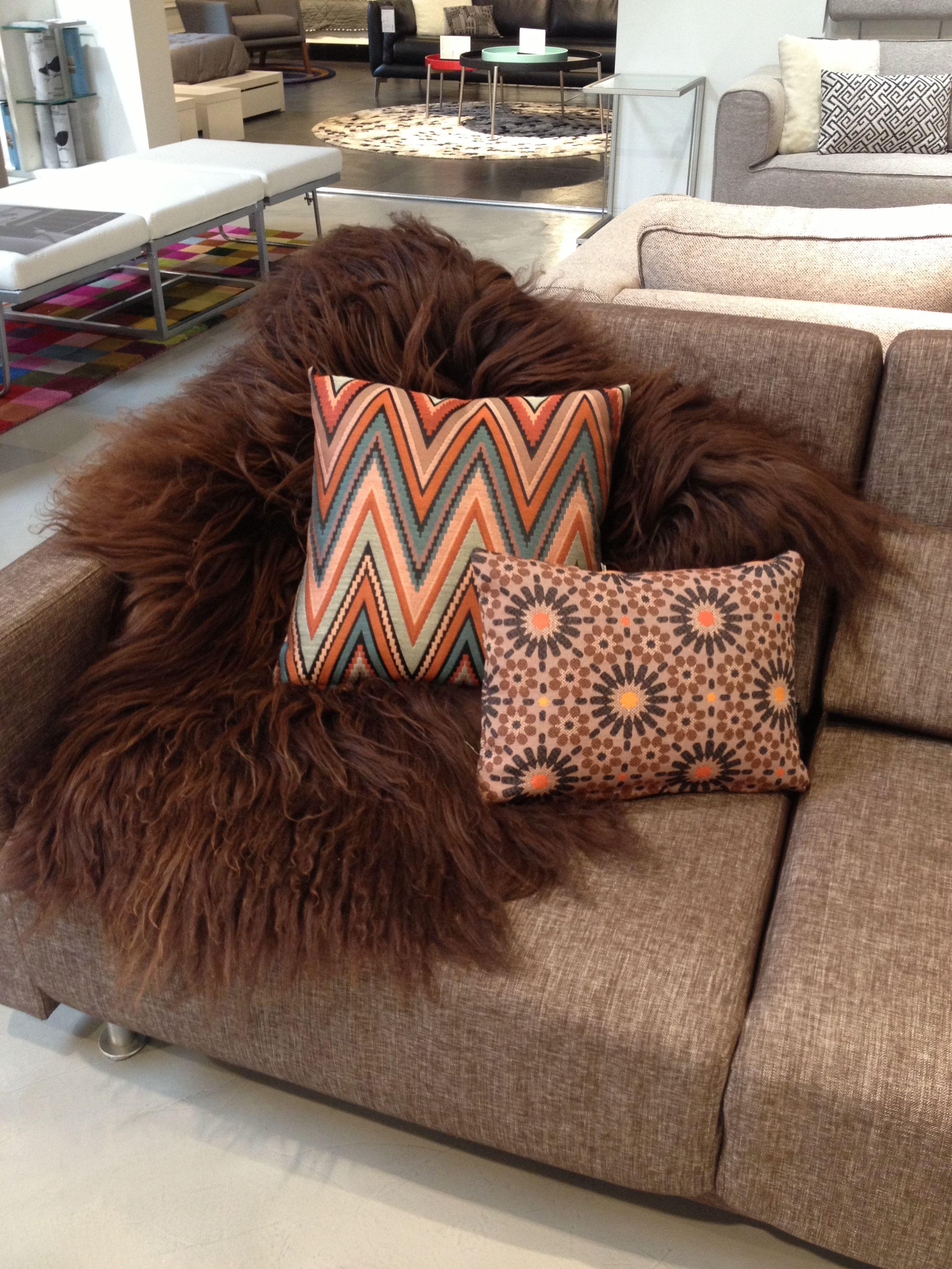Cushion love!