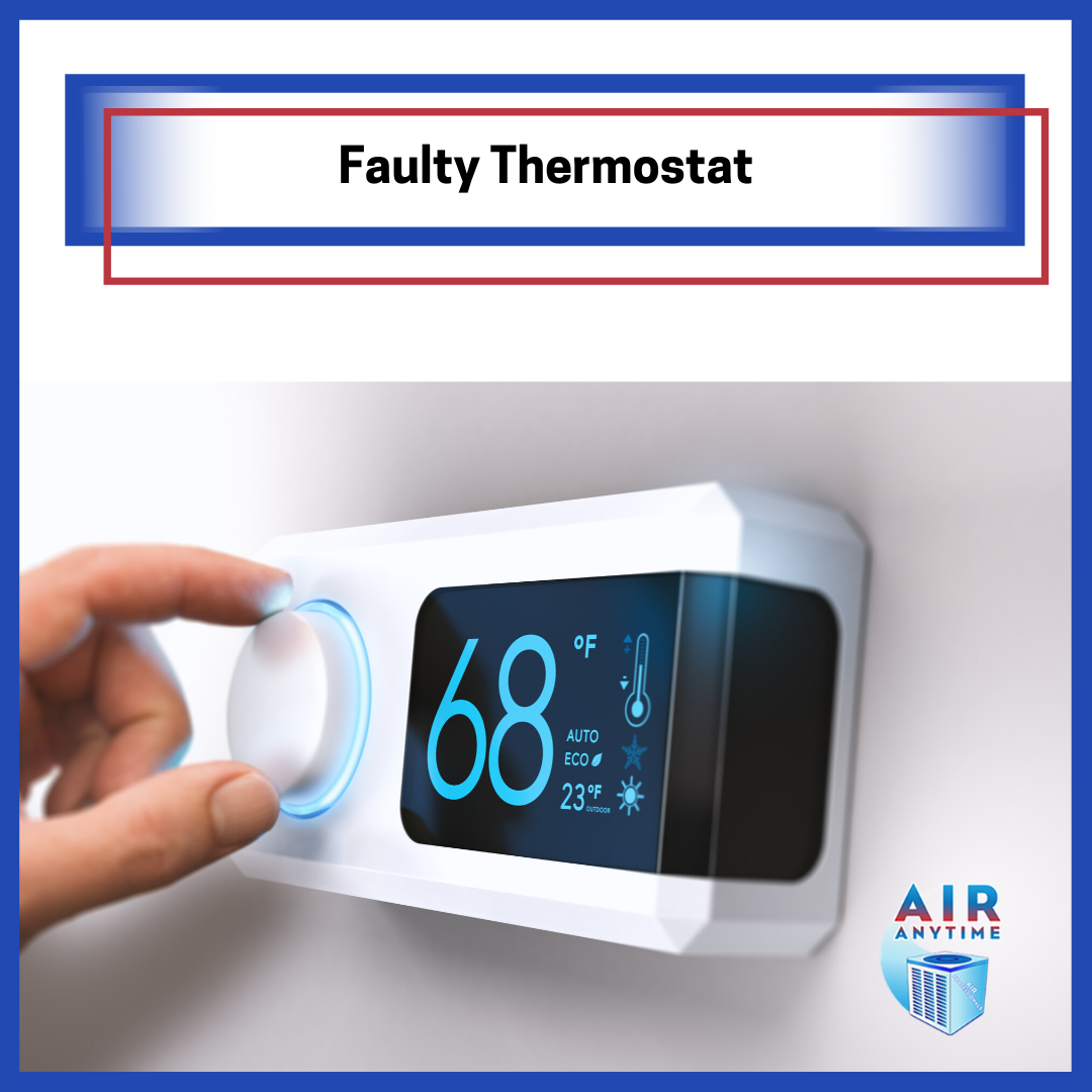 Faulty Thermostat V 2020 G