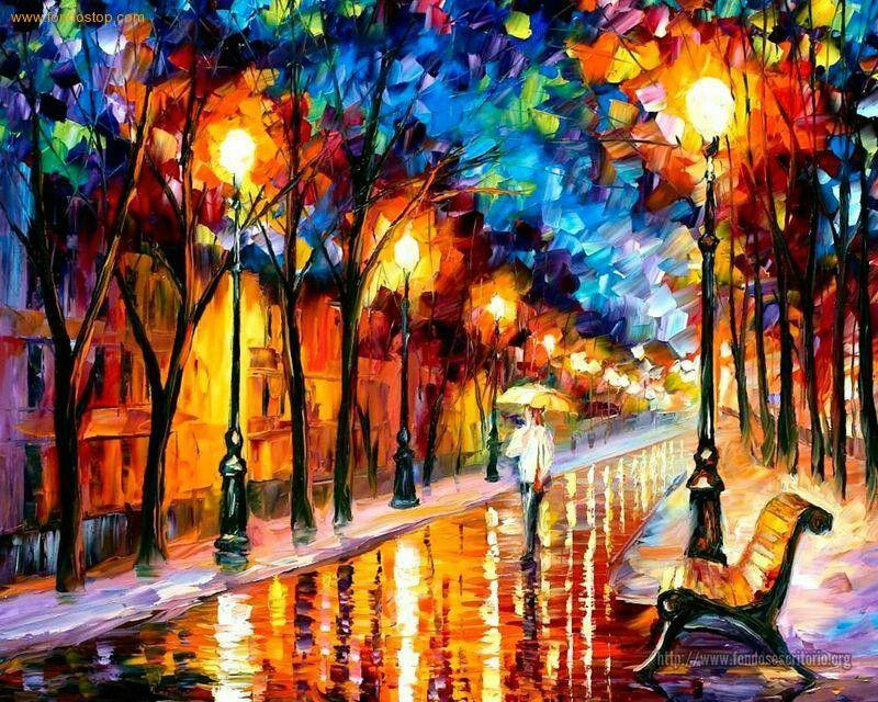 Street paint