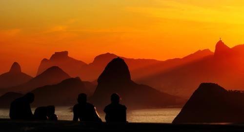 Niterói, State of Rio de Janeiro.  Photo byTony D'Andrea.