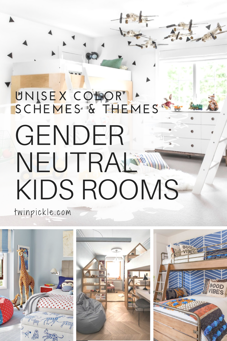 Gender Neutral Kids Rooms Are Not Just For Babies As Children Grow Up They May Be Sharing A Room Nbsp With Their Opposite Sibling While
