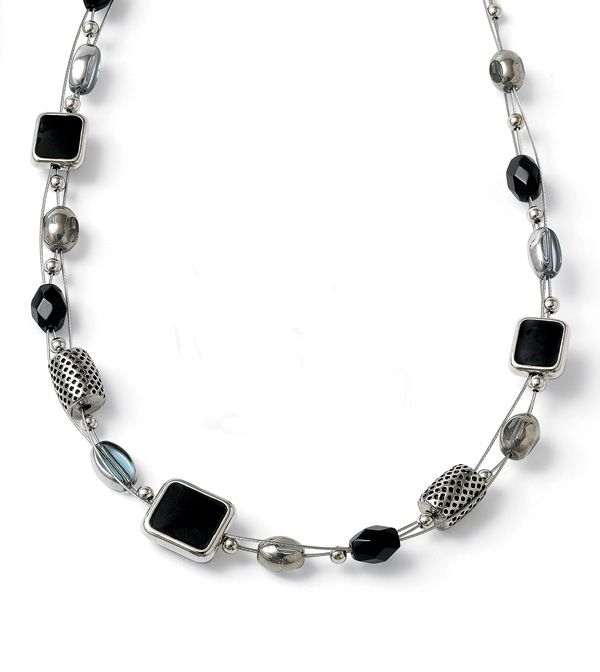 High Strung Necklace from Lia Sophia in the jewellery box
