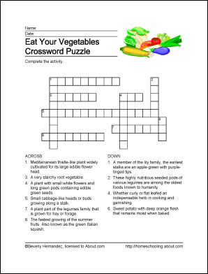 learn about veggies with these fun printables gs juniors