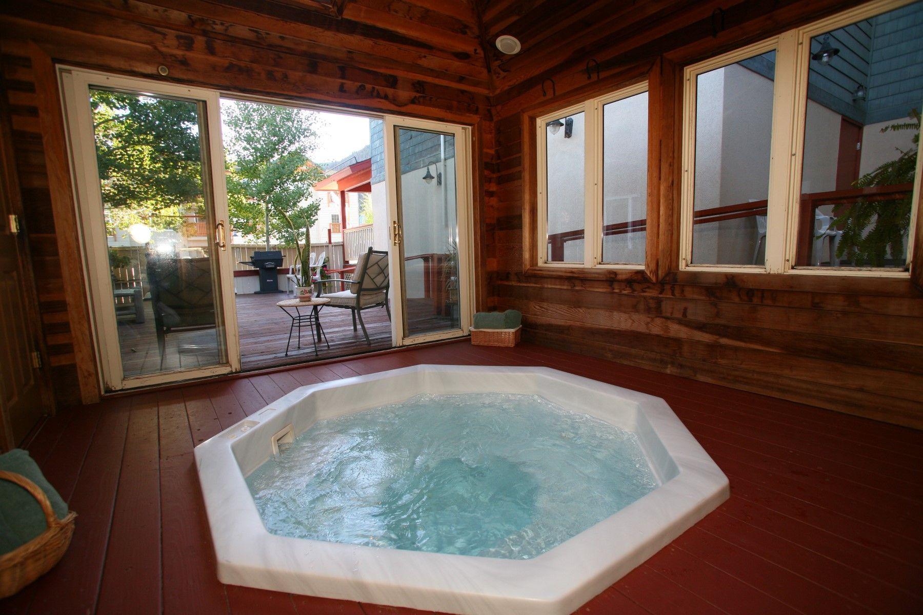 Hexagonal Hot Tub Hot Tub Room Indoor Hot Tub Hot Tub
