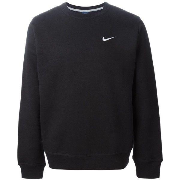 Nike Club Crew Sweatshirt ($60) ❤ liked on Polyvore