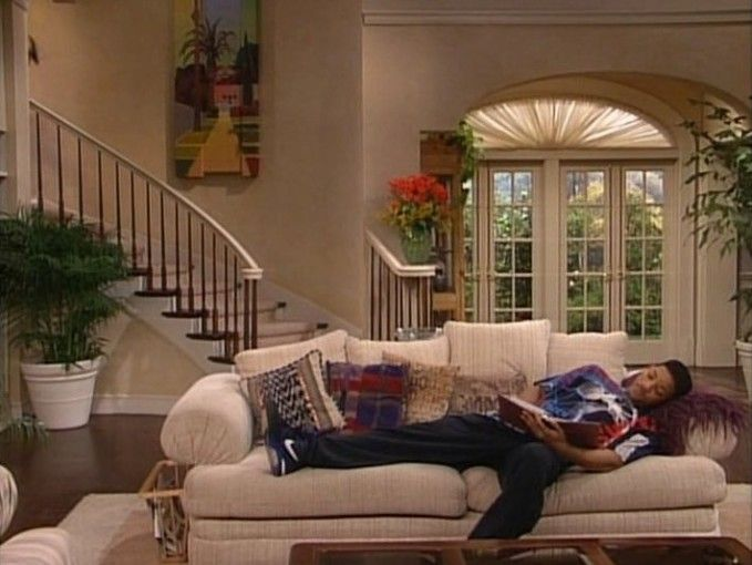 The Fresh Prince Of Bel Air Living Rooms And Dining Rooms