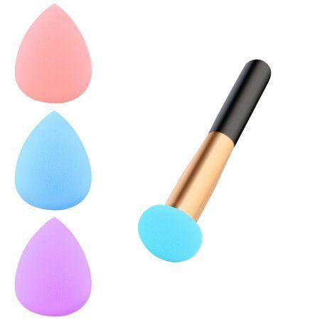 Zodaca Cosmetic Makeup Foundation Liquid Cream Concealer Sponge