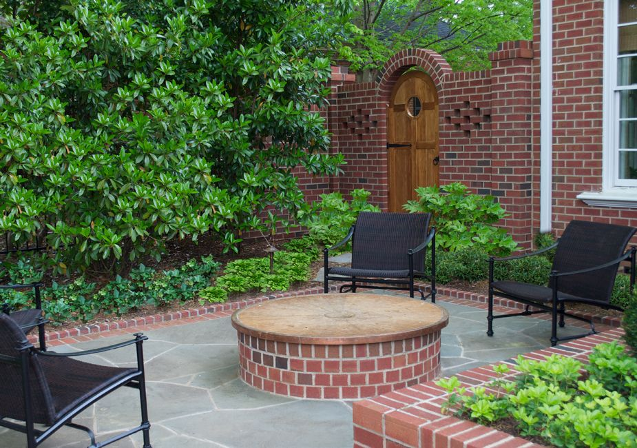 Charlotte Nc Landscape Architect Outdoor Rooms Pool Patio Backyard