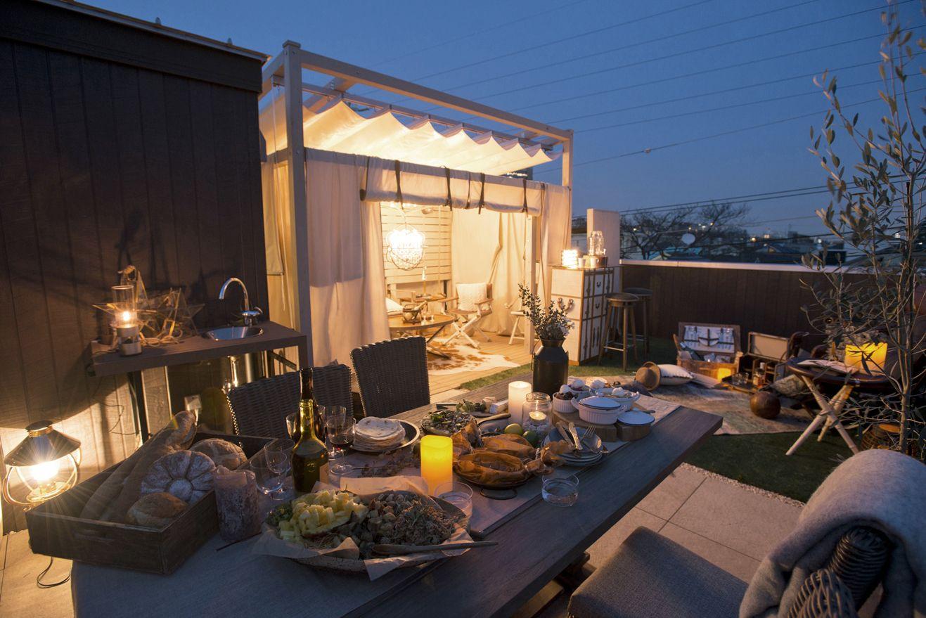 木造住宅専用の屋上リビング プラスワンリビング Plus One Living
