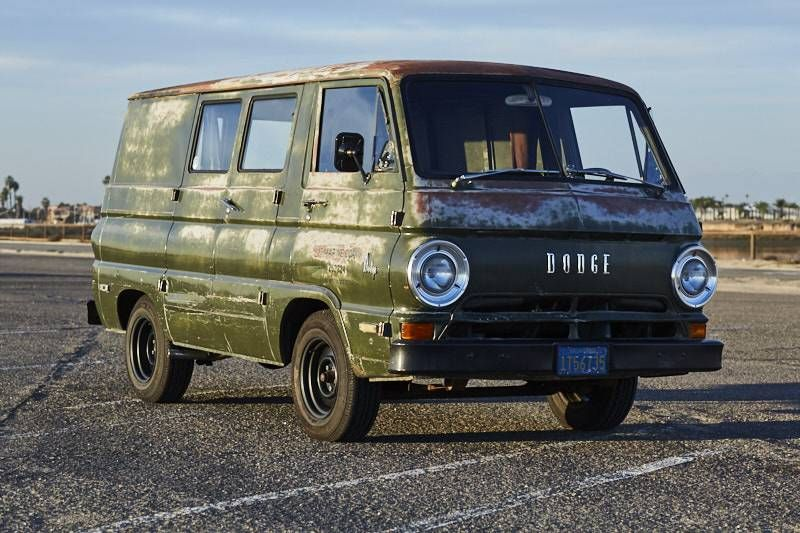 1969 Dodge A100 Military Van Cars Trucks By Owner Vehicle Automotive Sale Van Automotive Sales Cool Vans