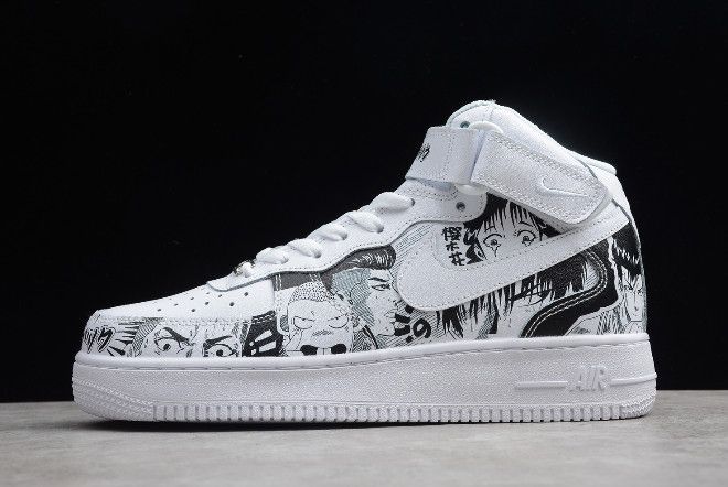 Nike Air Force 1 Mid 07 White 315123 111 – 2019 Sneakers Release