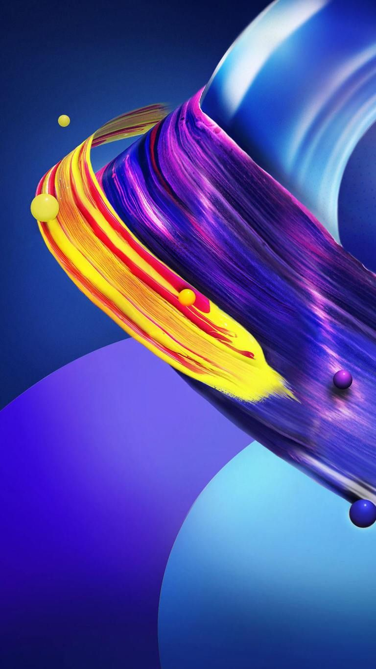 Iphone XR wallpaper HD 2018 nr60 Abstract iphone