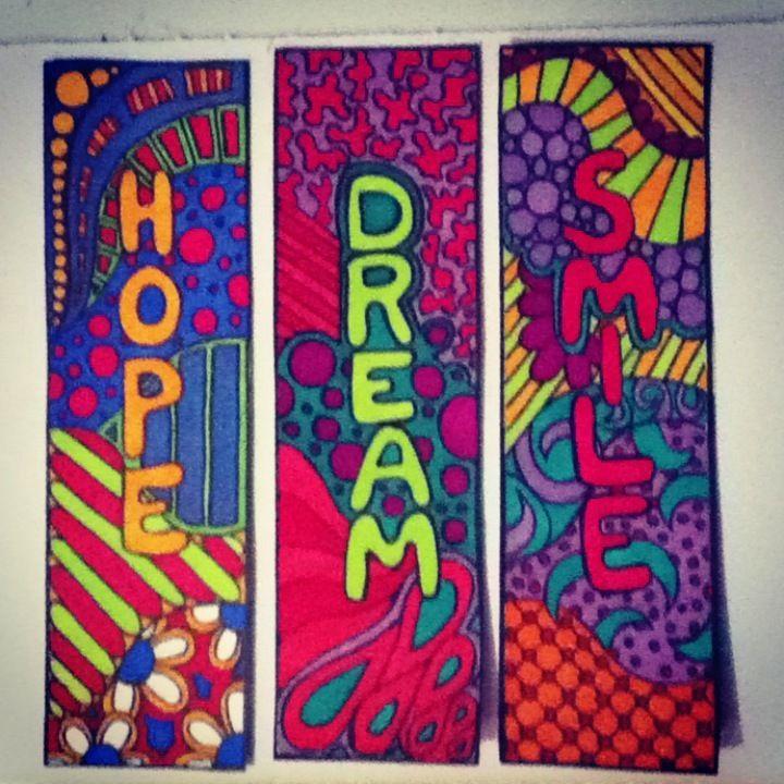 HOPE DREAM SMILE