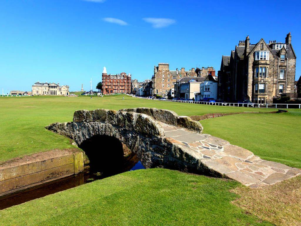 St Andrews Scotland Golf Courses St Andrews Golf St Andrews Scotland