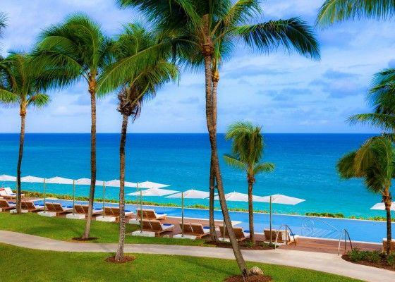 Ocean Pool One Only Club Bahamas