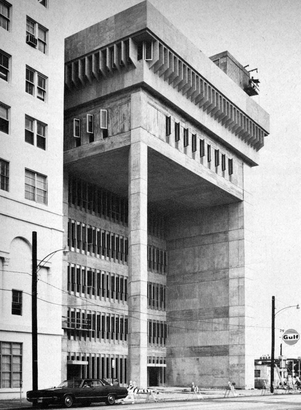Charles R. Drew Junior High School, Miami, Florida, 1960s (Herbert H