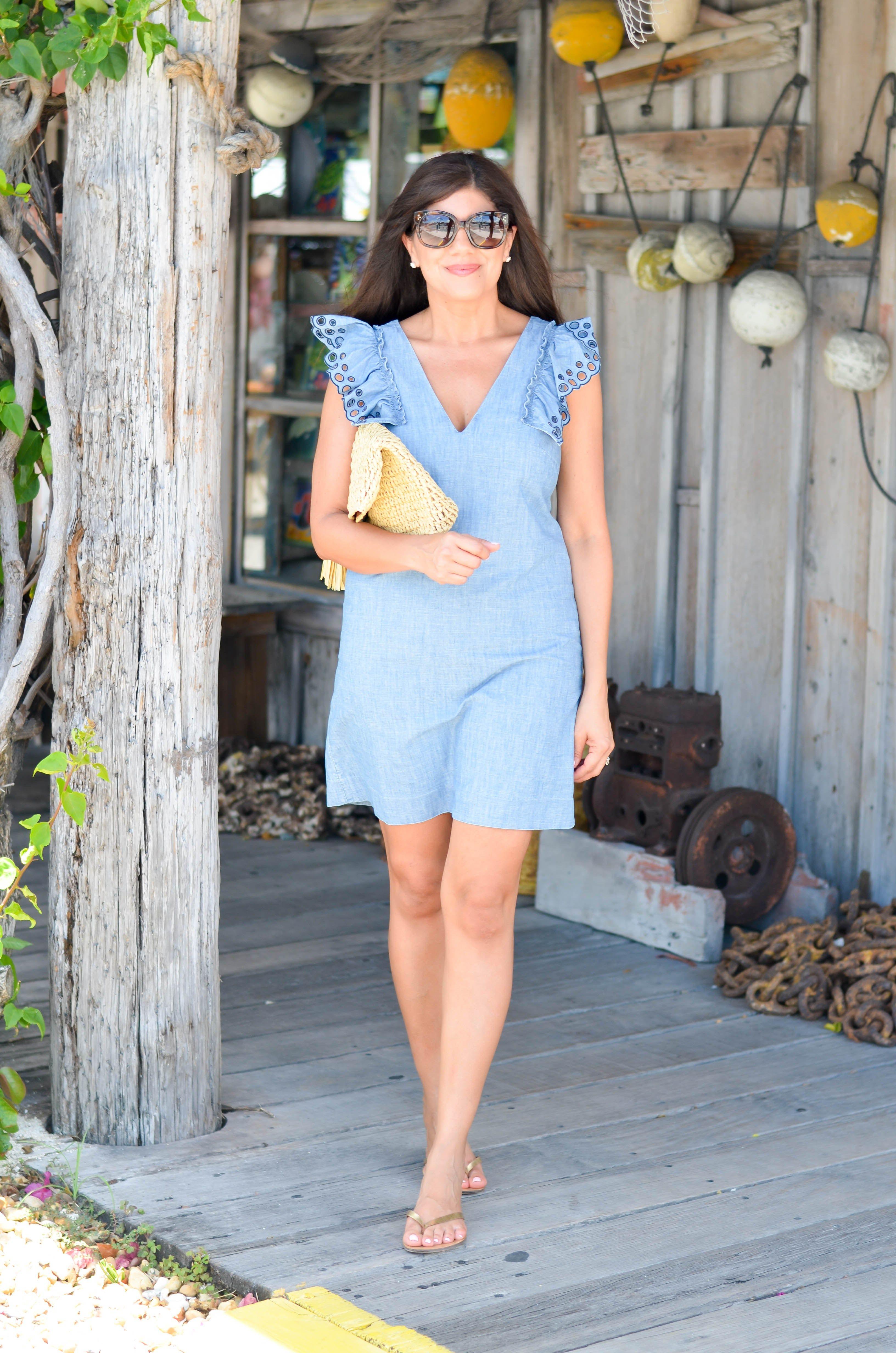 Summer Dress Series The Perfect Go To Sheath Dress Beautifully Seaside Dresses Sheath Dress Summer Dresses [ 4928 x 3264 Pixel ]