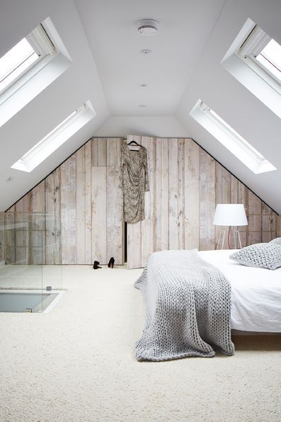 schlafzimmer | Home. | Pinterest | Attic, Bedrooms and Lofts